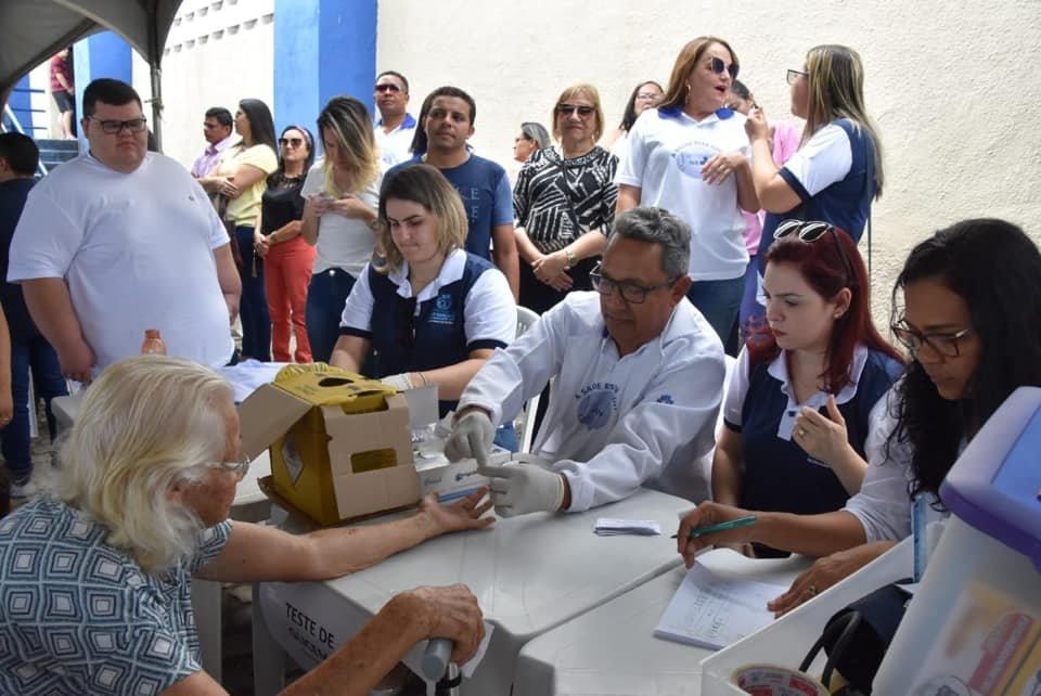 Prefeitura em Movimento: Projeto realiza quase 10 mil atendimentos em uma semana