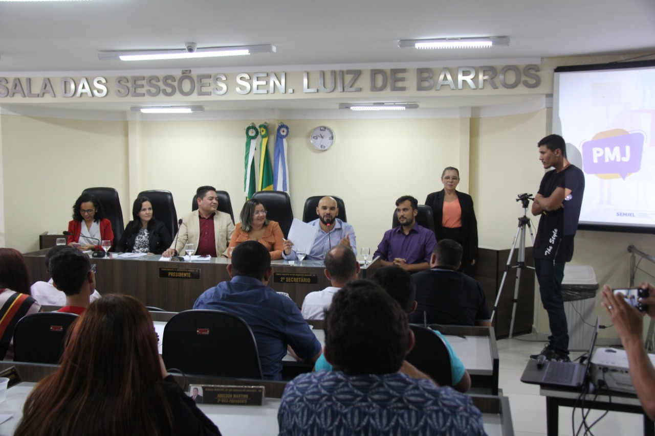 Realizada audiência pública sobre o Plano Municipal de Juventude