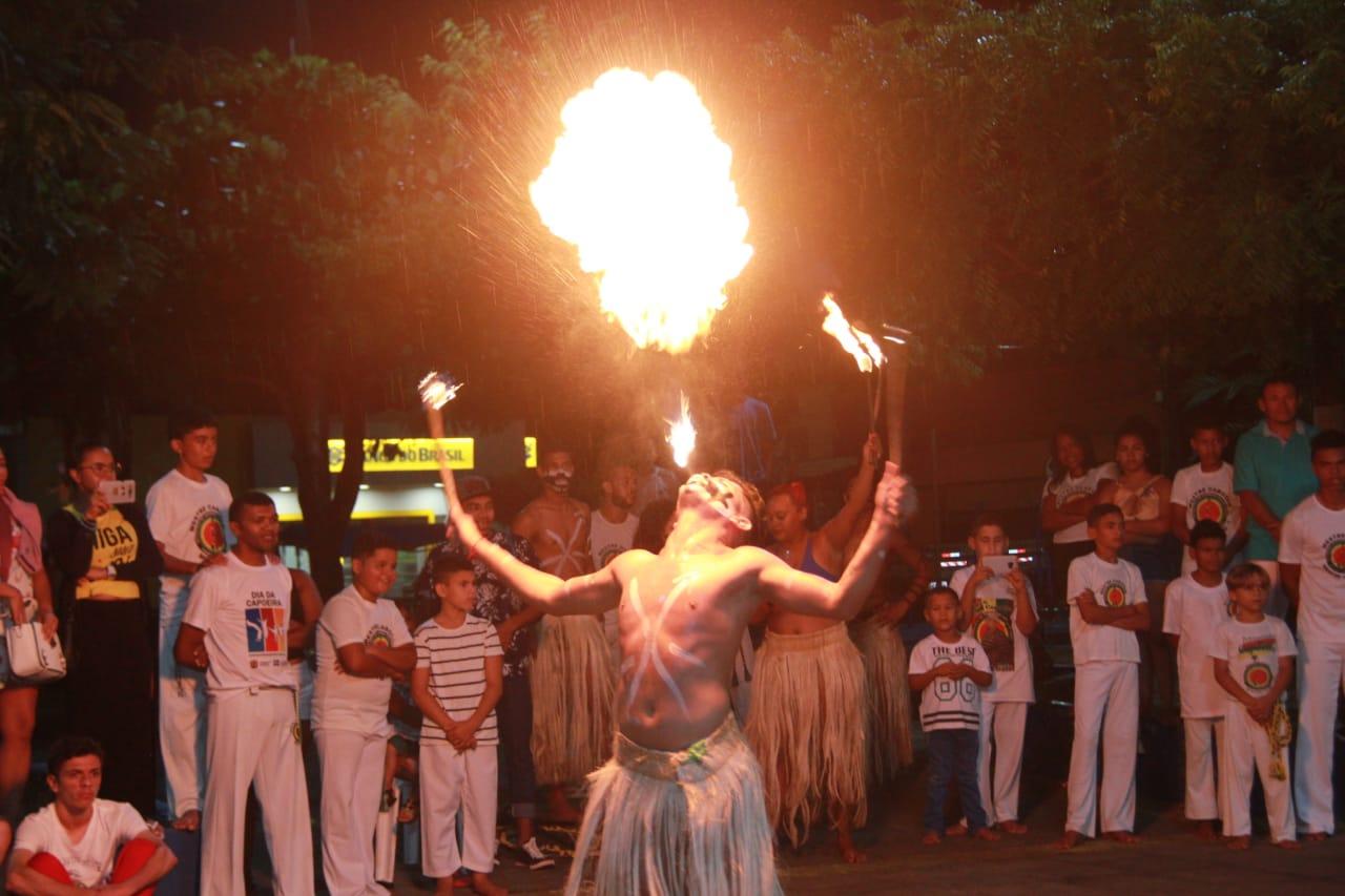 Dia do capoeirista é comemorado em São Gonçalo