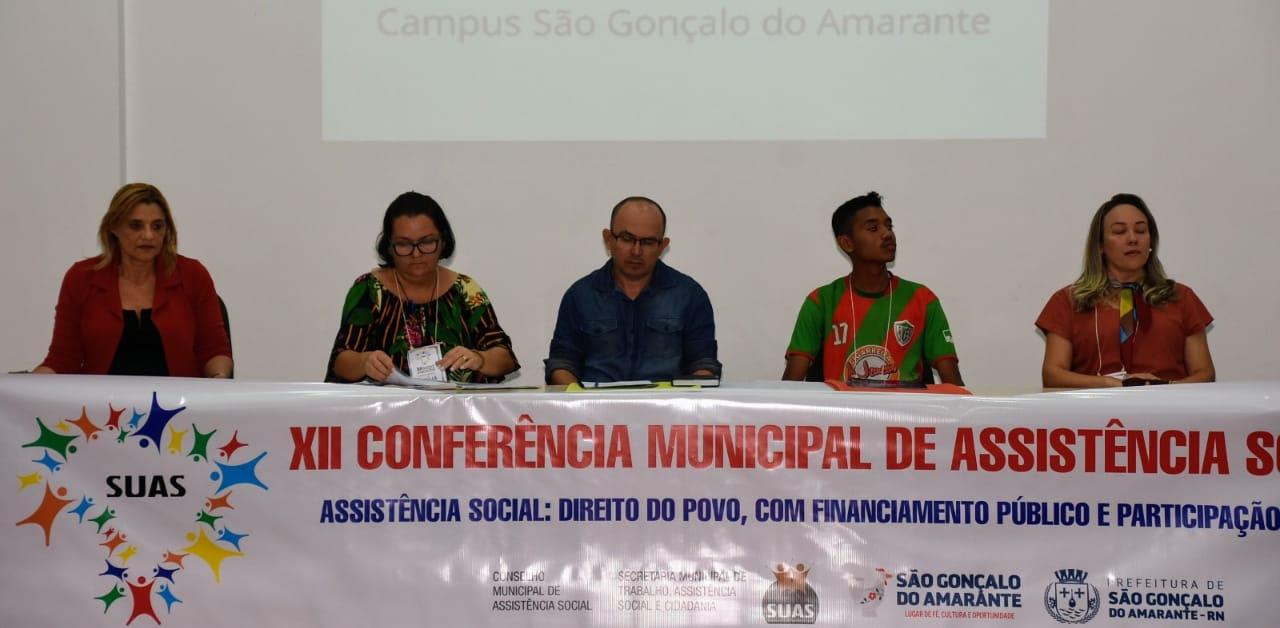 Prefeitura de São Gonçalo realiza 12ª Conferência Municipal de Assistência Social