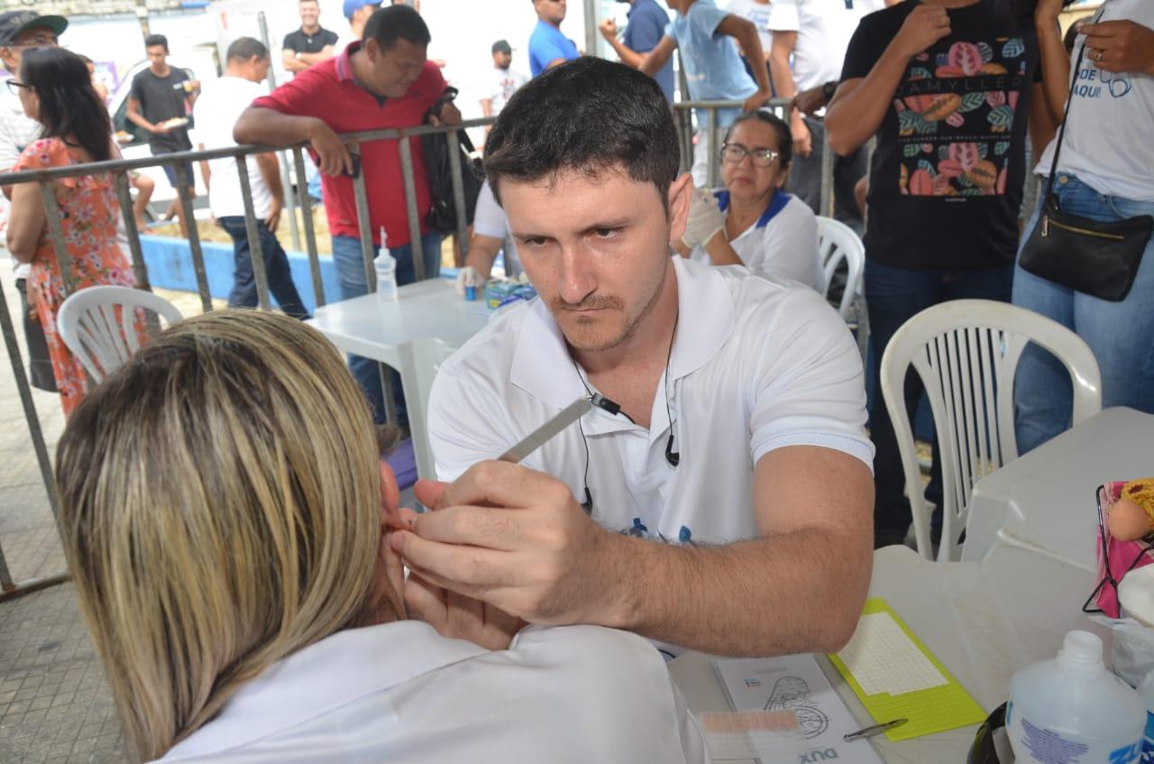Prefeitura em Movimento encerra ações no Centro com mais de 3800 atendimentos