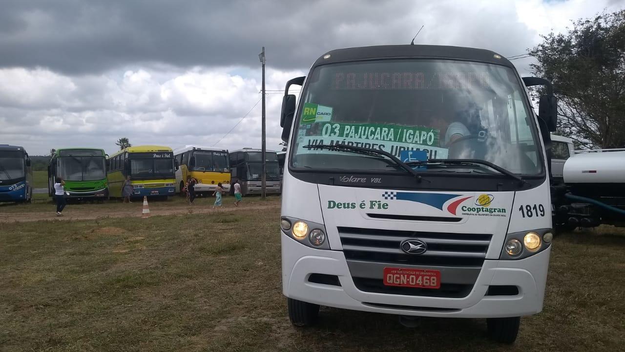 Transporte interbairros de São Gonçalo tem rota especial para Uruaçu