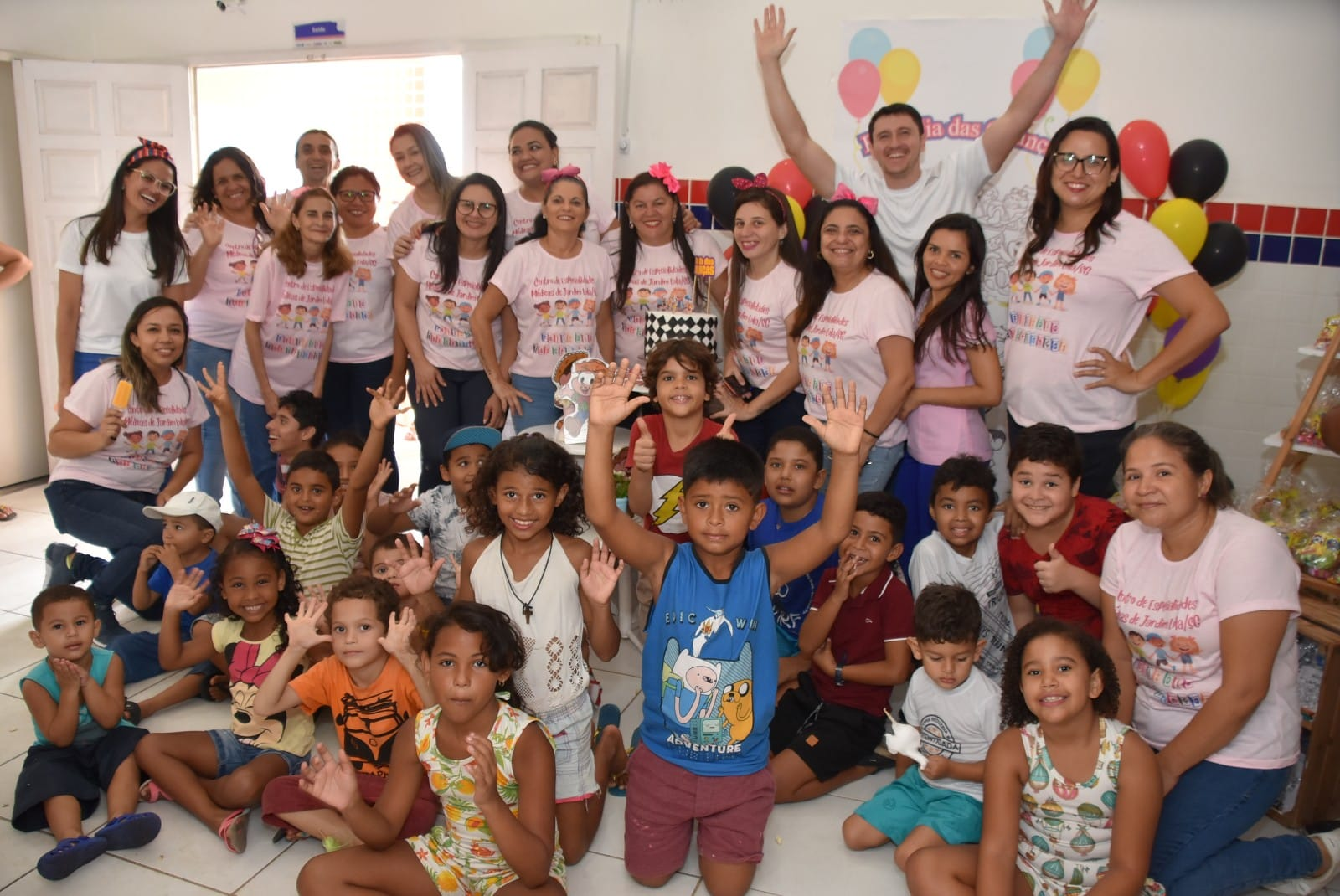 Saúde: Jardim Lola recebe ação em alusão ao Dia das Crianças