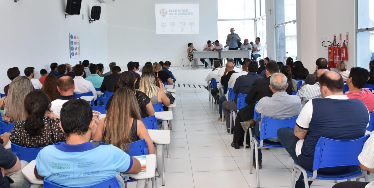 Participe da 2° Audiência Pública para revisão do Plano Diretor de SGA