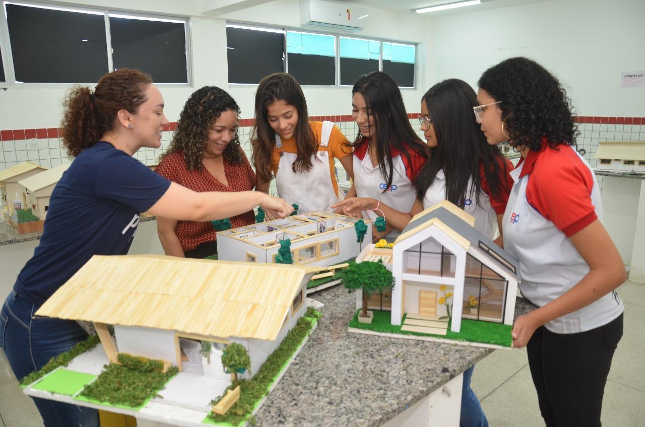 Educação: Centro de Educação Profissional Dr. Ruy Pereira realiza 2ª Feira de Empreendedorismo