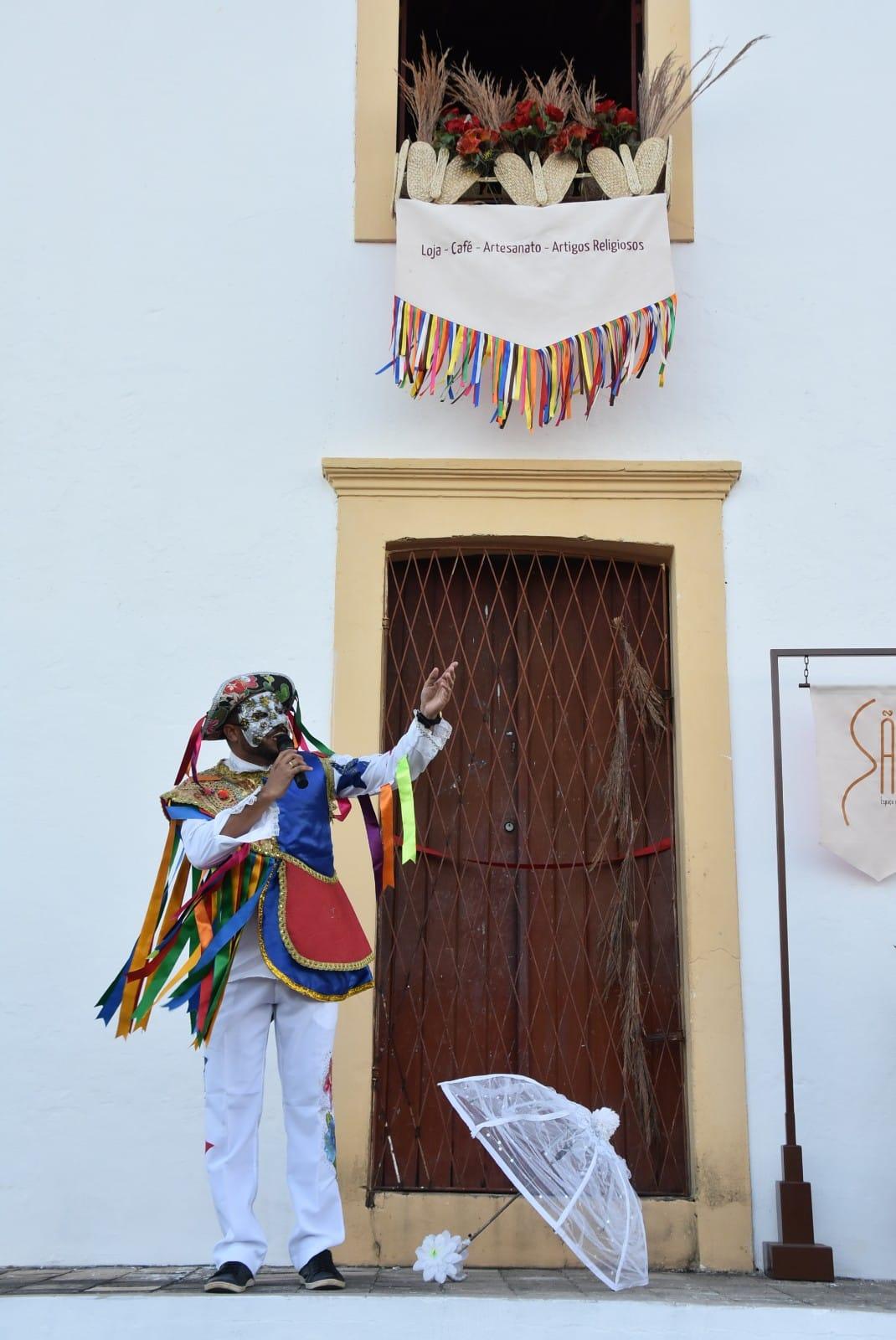 Lugares de Charme: São Gonçalo ganha espaço de valorização cultural e arte colonial