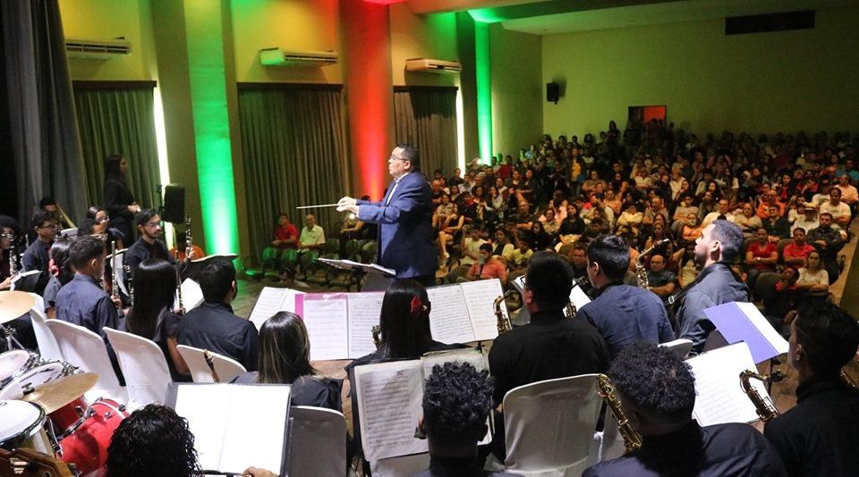 Prefeitura e IFRN oferecem curso básico de teoria e instrumento musical