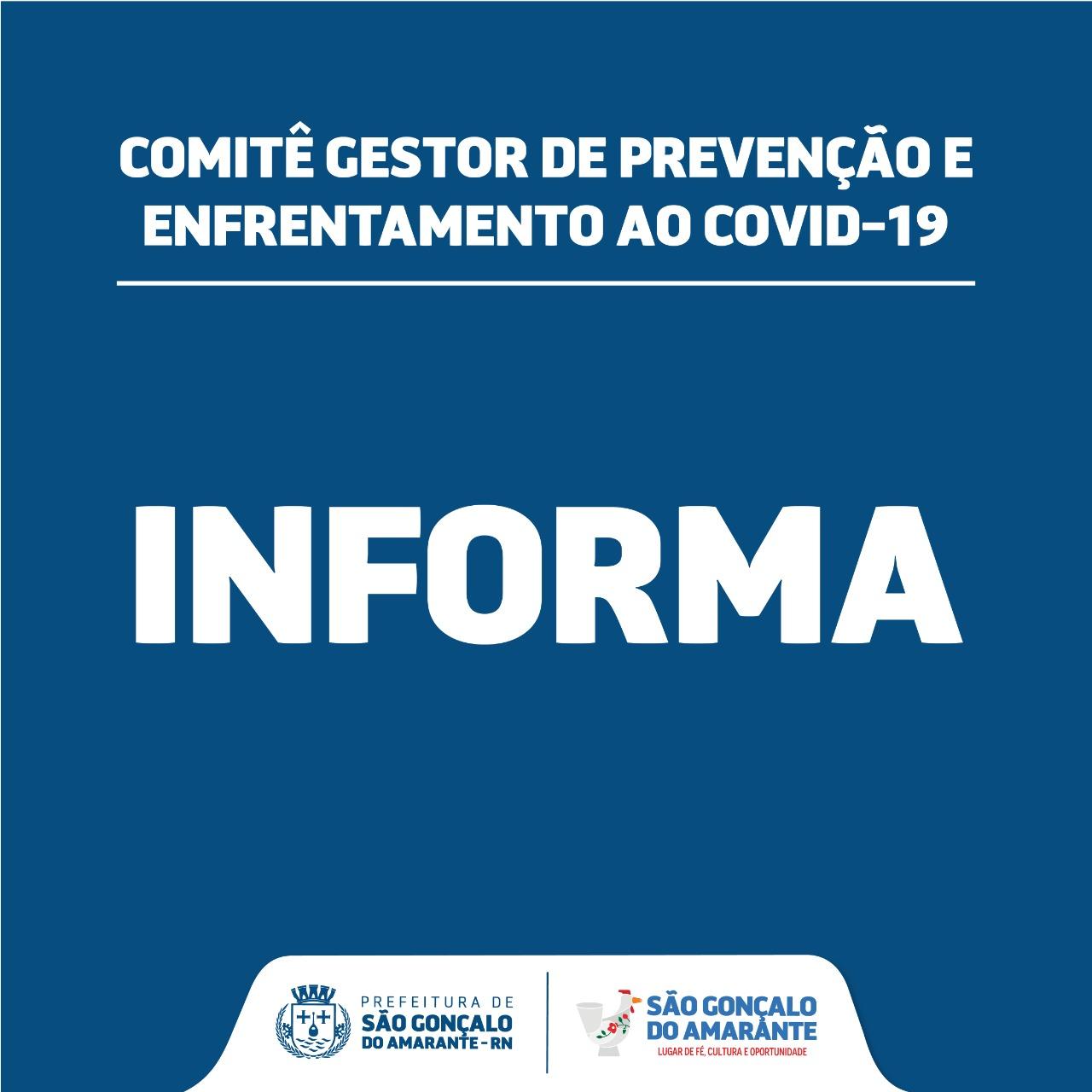 Comitê Gestor divulga boletim informativo sobre Covid-19 no município