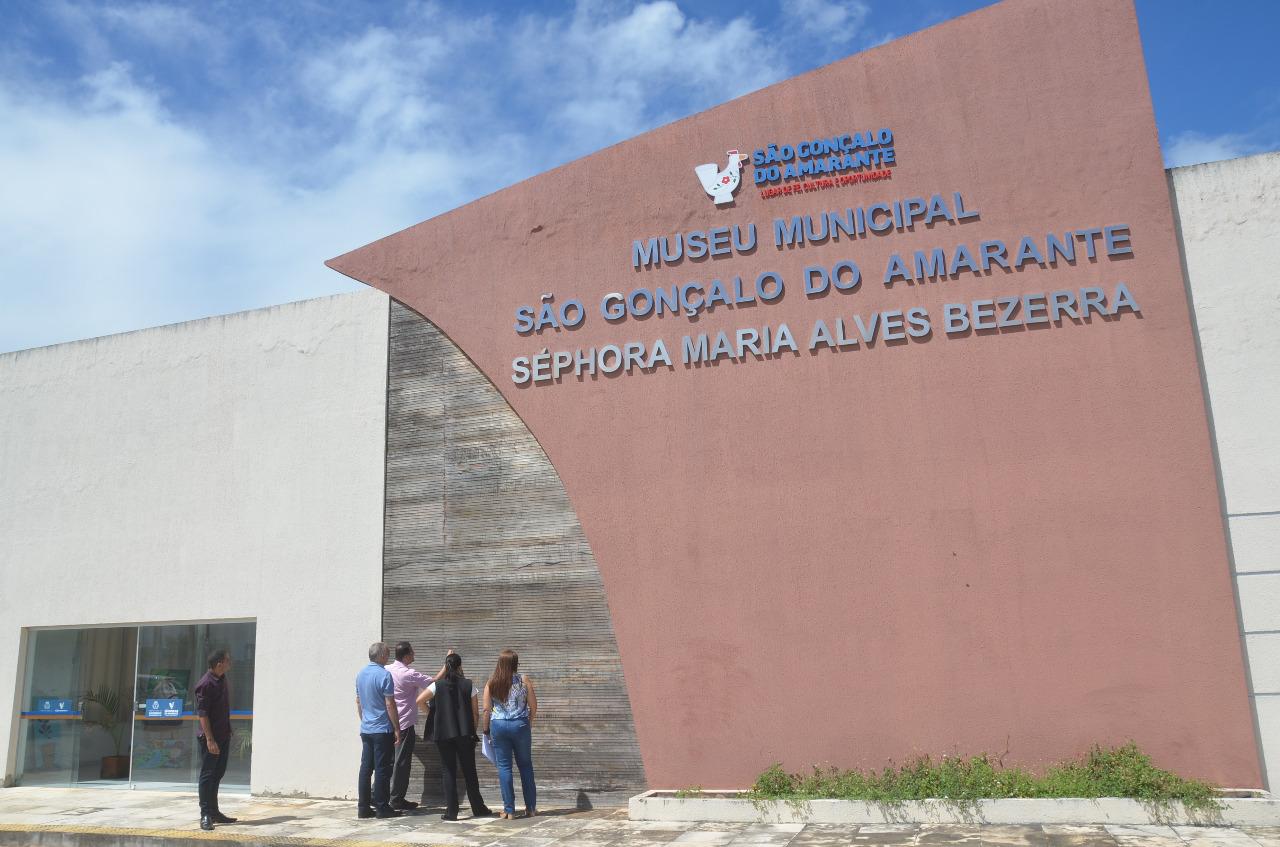 Prefeitura de São Gonçalo do Amarante - Prefeitura de São Gonçalo do Amarante