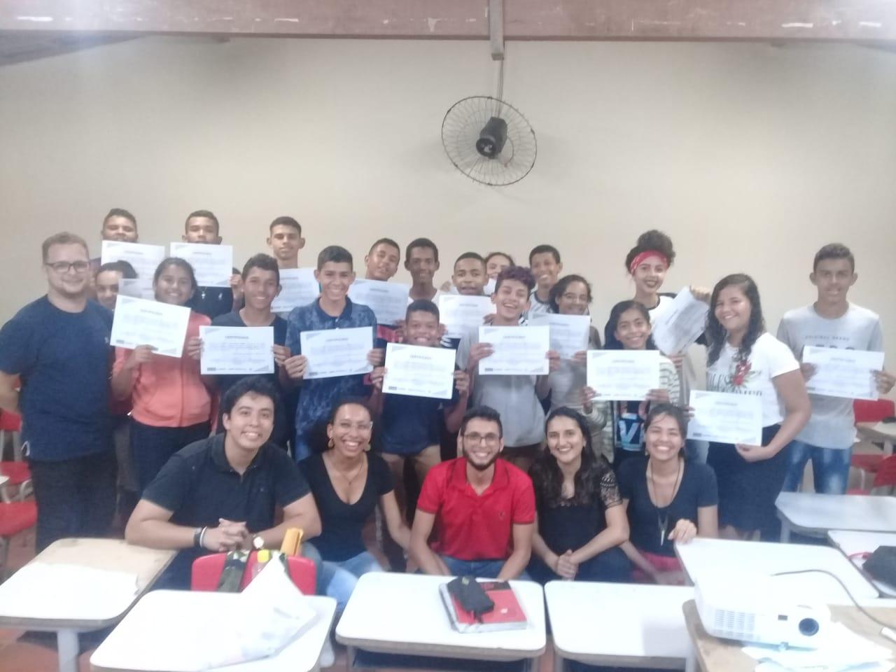 Prefeitura de São Gonçalo inicia projeto sobre educação ambiental em parceria com a UFRN