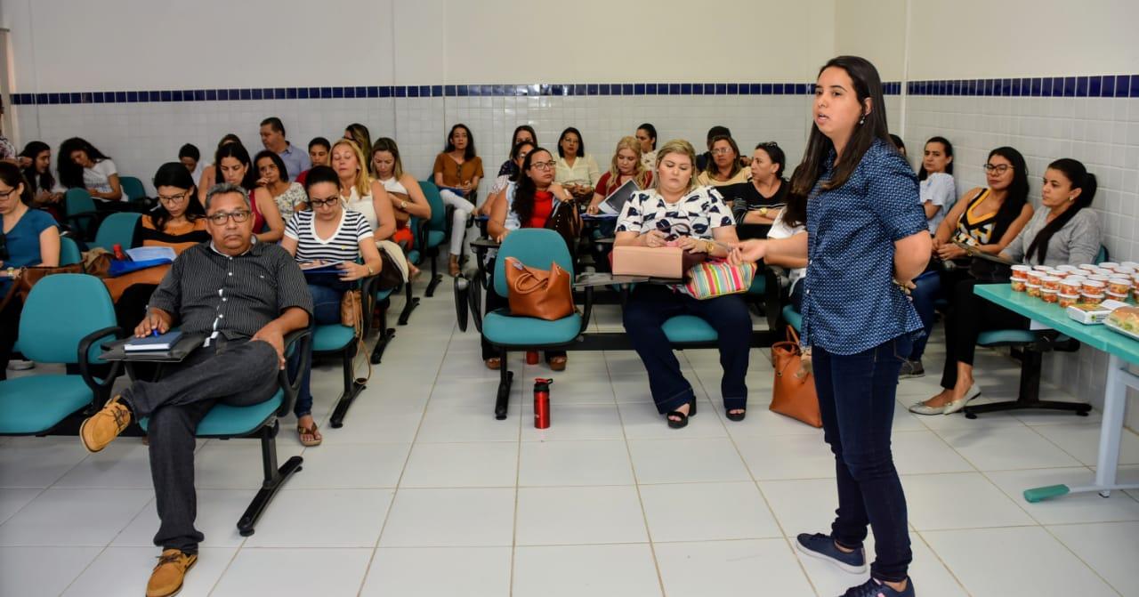 Saúde: equipe participa de capacitação para fortalecer estratégias de combate à violência no município