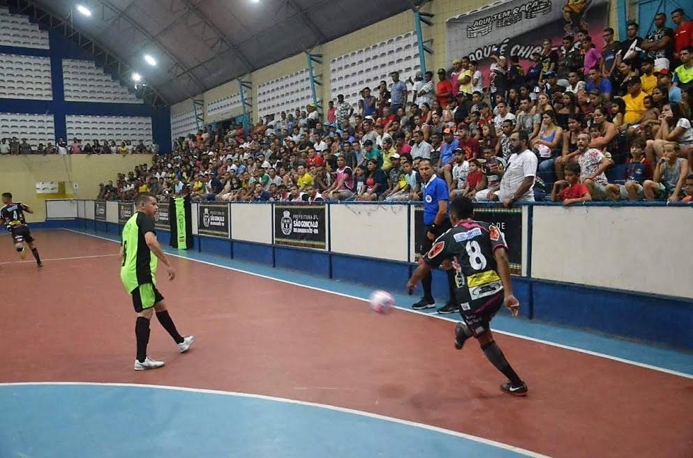 Campeonato Municipal de Futsal inicia nesta quinta-feira (1)