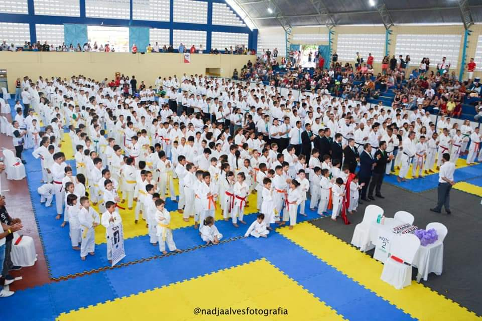 São Gonçalo sedia Campeonato Brasileiro de Karatê neste final de semana
