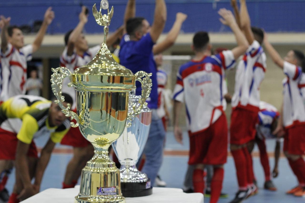 Futsal: URV e San Galo vencem no feminino e série B, respectivamente