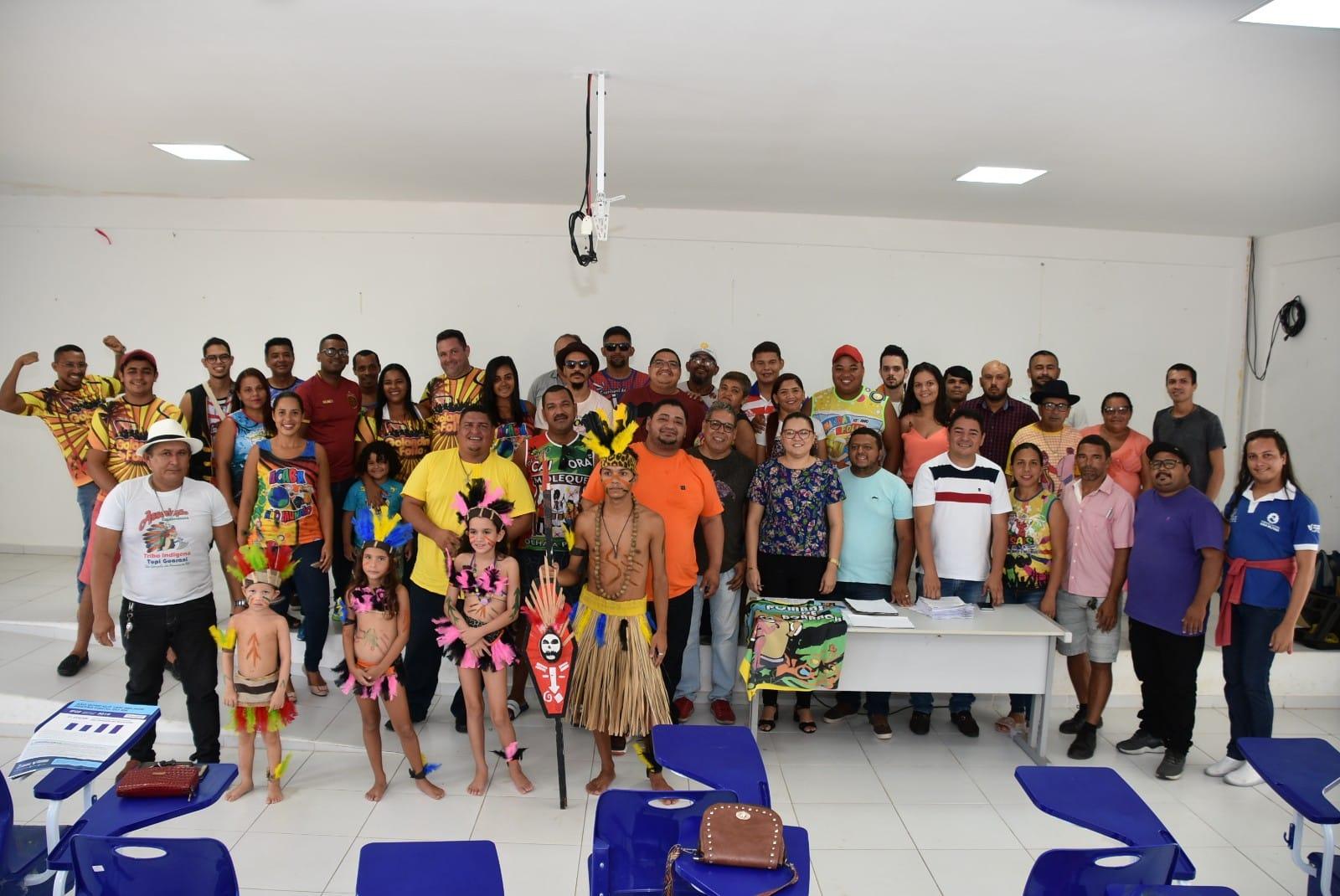 Orquestras, blocos e tribos recebem incentivos para o Carnaval das Tradições