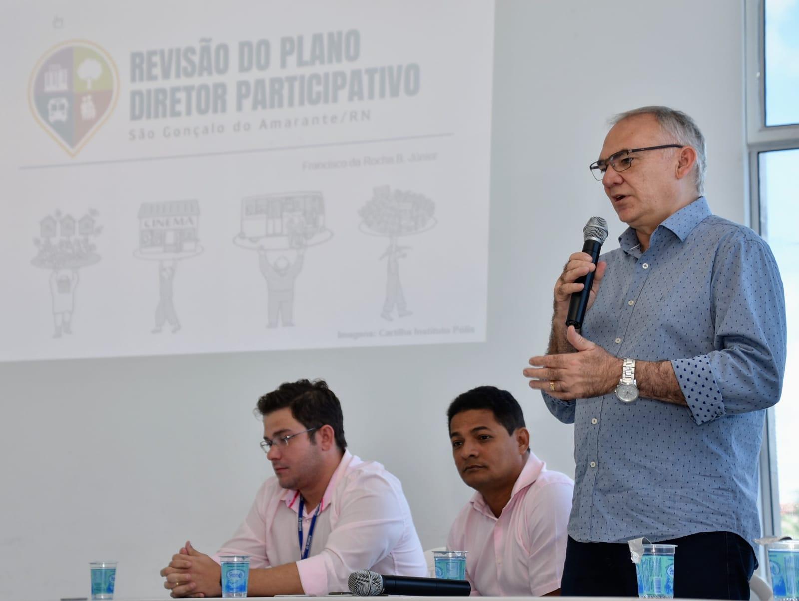 Plano Diretor : prorrogado prazo para contribuição no Diagnóstico Integrado