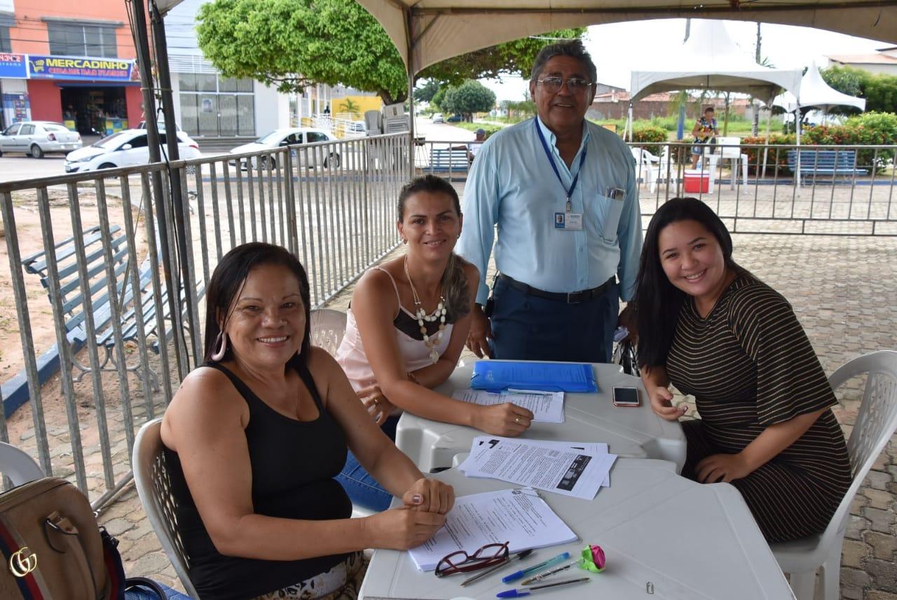 Bairro Jardins recebe atividades do programa Prefeitura em Movimento