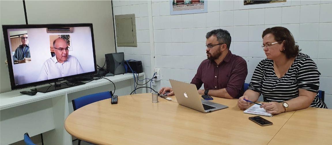 Reunião discute colaboração técnica entre Prefeitura de São Gonçalo e UERN