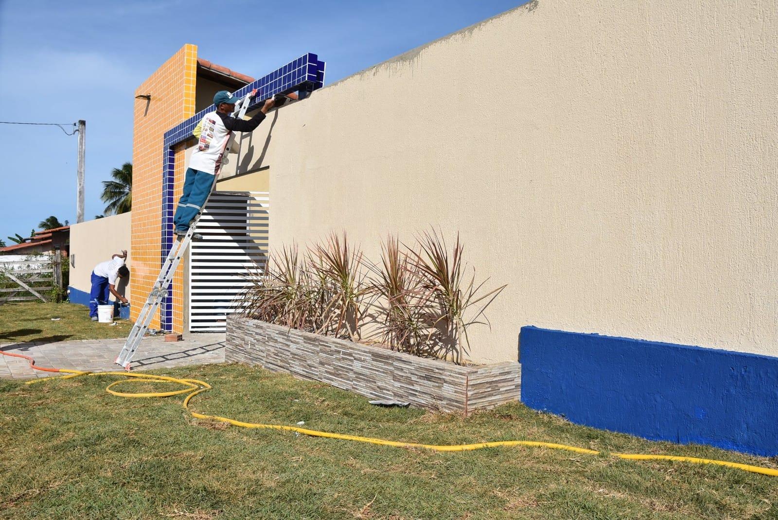 Prefeitura de São Gonçalo realiza inauguração de obras na cidade