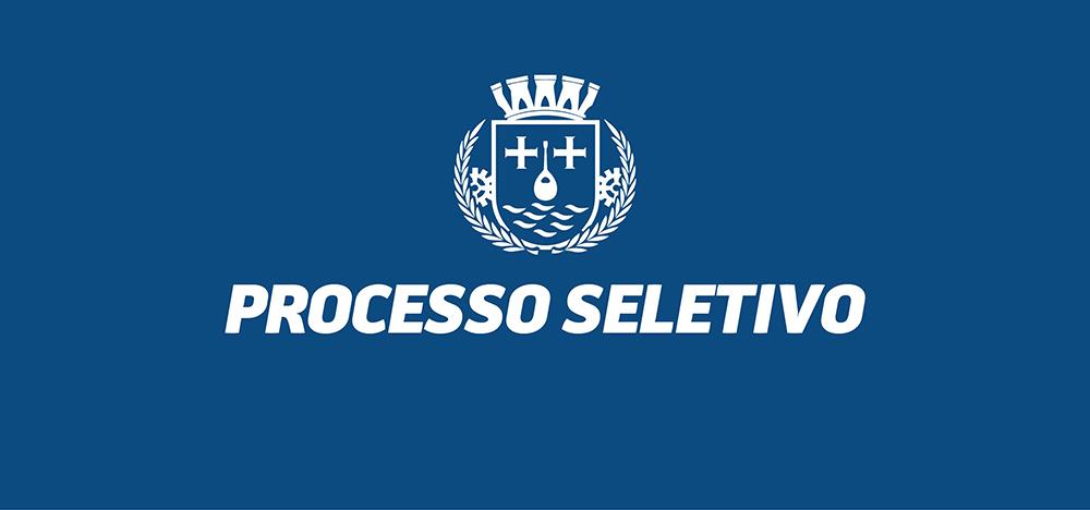 Prefeitura seleciona estagiários para serviços de assistência social do município