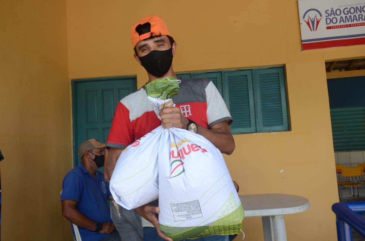 Agricultura: Em parceria com a Emater, Prefeitura São Gonçalo inicia distribuição de sementes no município