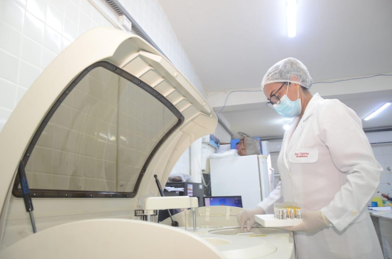 Modernização: laboratório vai receber novos equipamentos